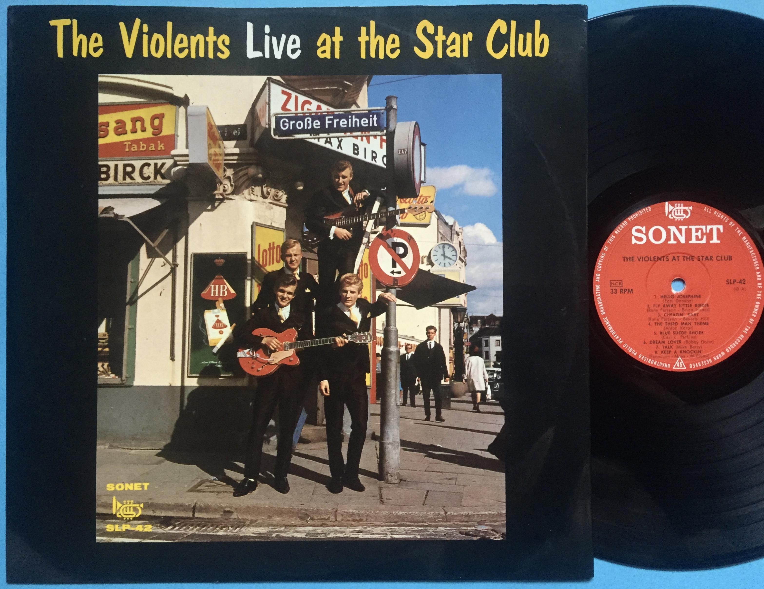 Nostalgipalatset Violents Jerry Williams Live At The