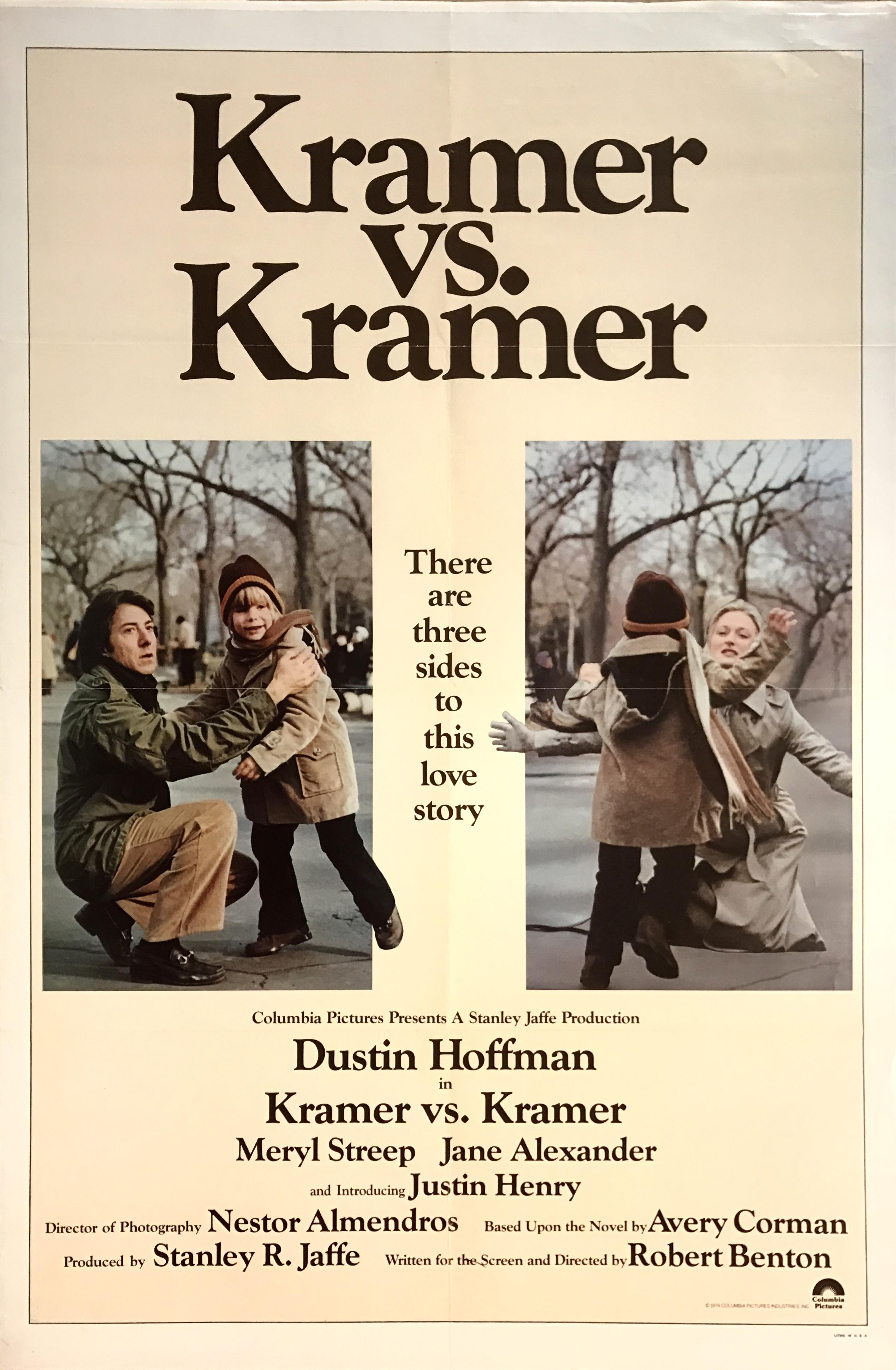 Kramer vs. Kramer, 1979 from Meryl Streeps Best Roles | E