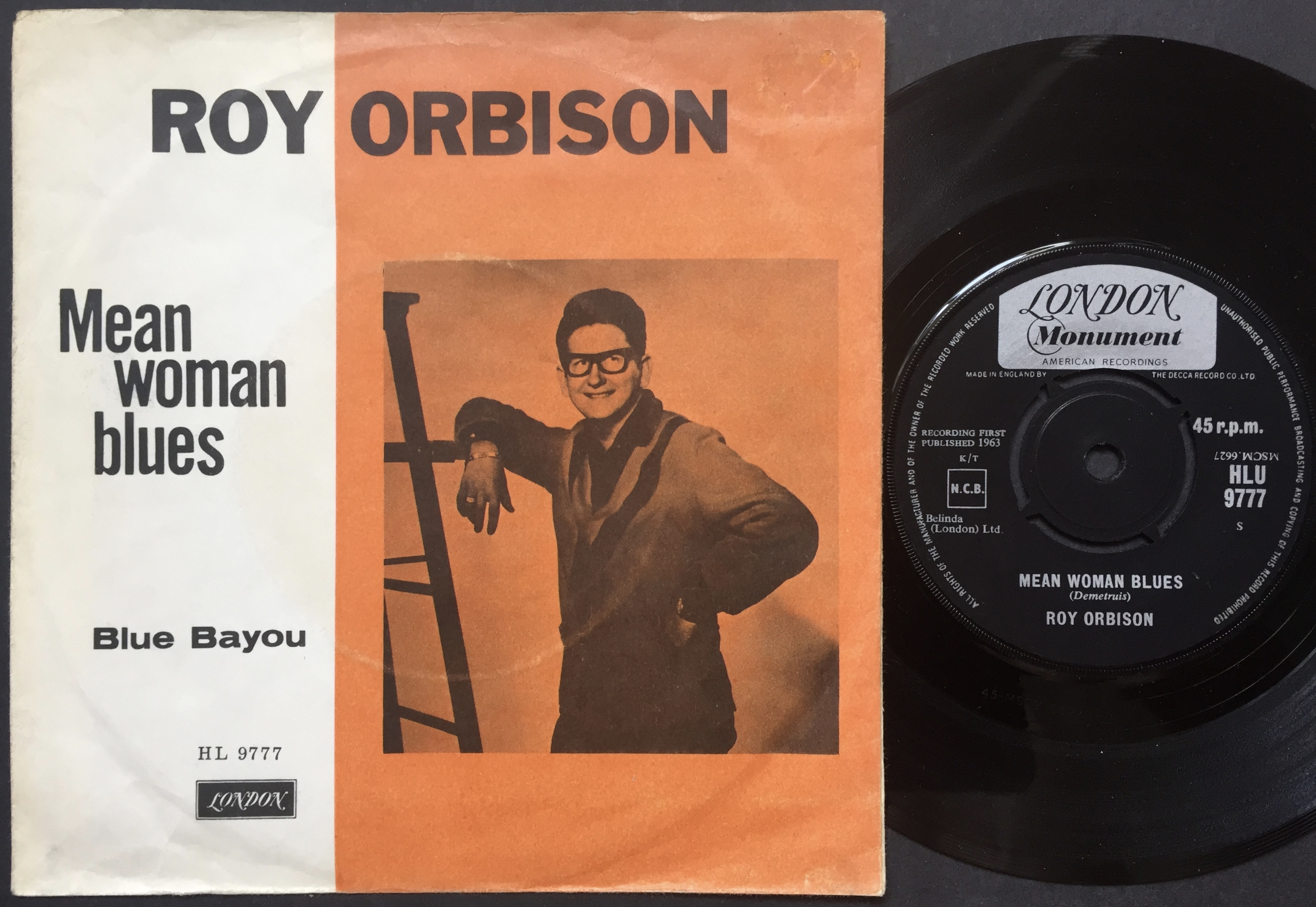 roy latin singles Stream only the lonely - from the monument singles collection (1960-1964) by roy orbison radio from desktop or your mobile device.