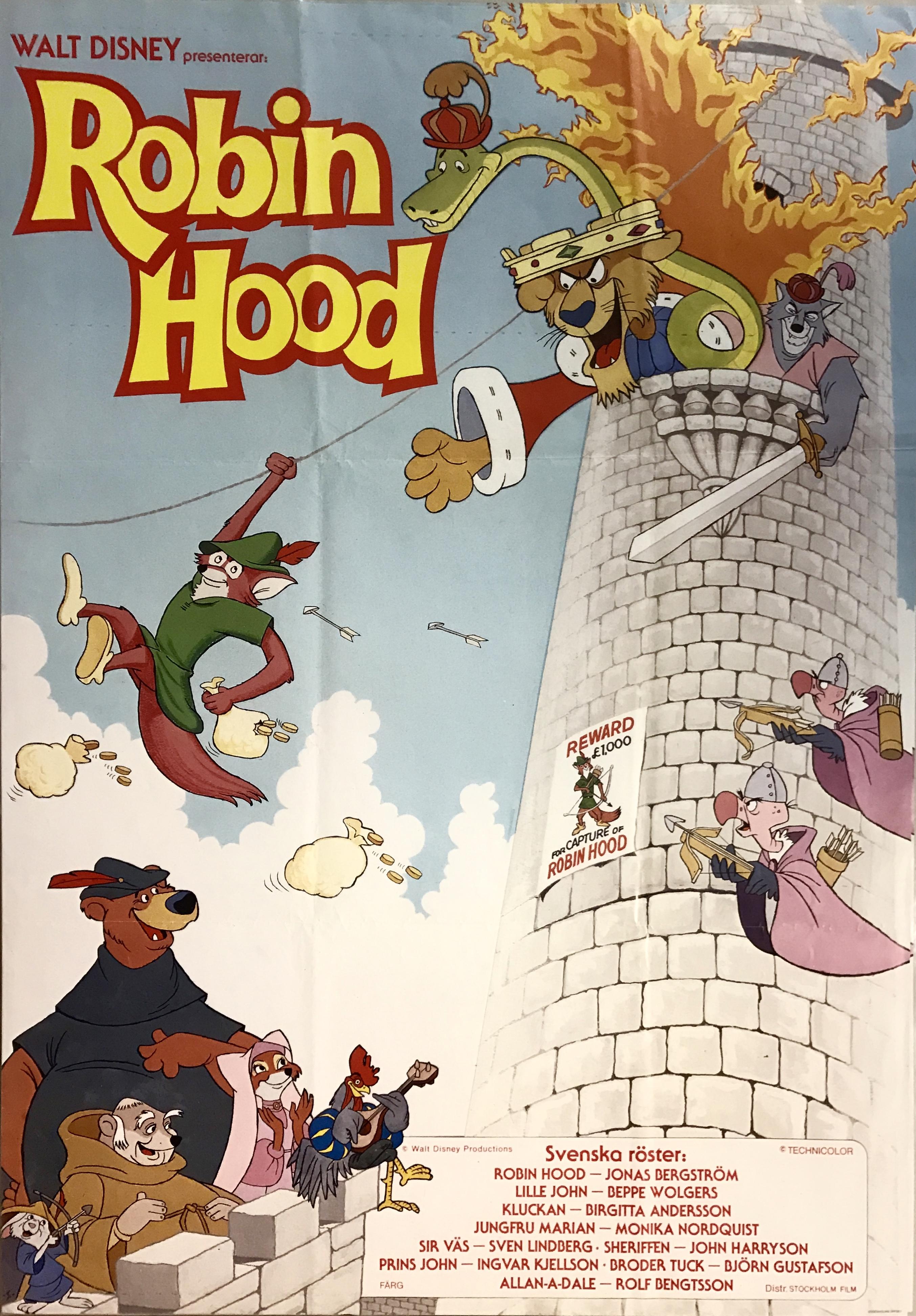 Nostalgipalatset Robin Hood 1973