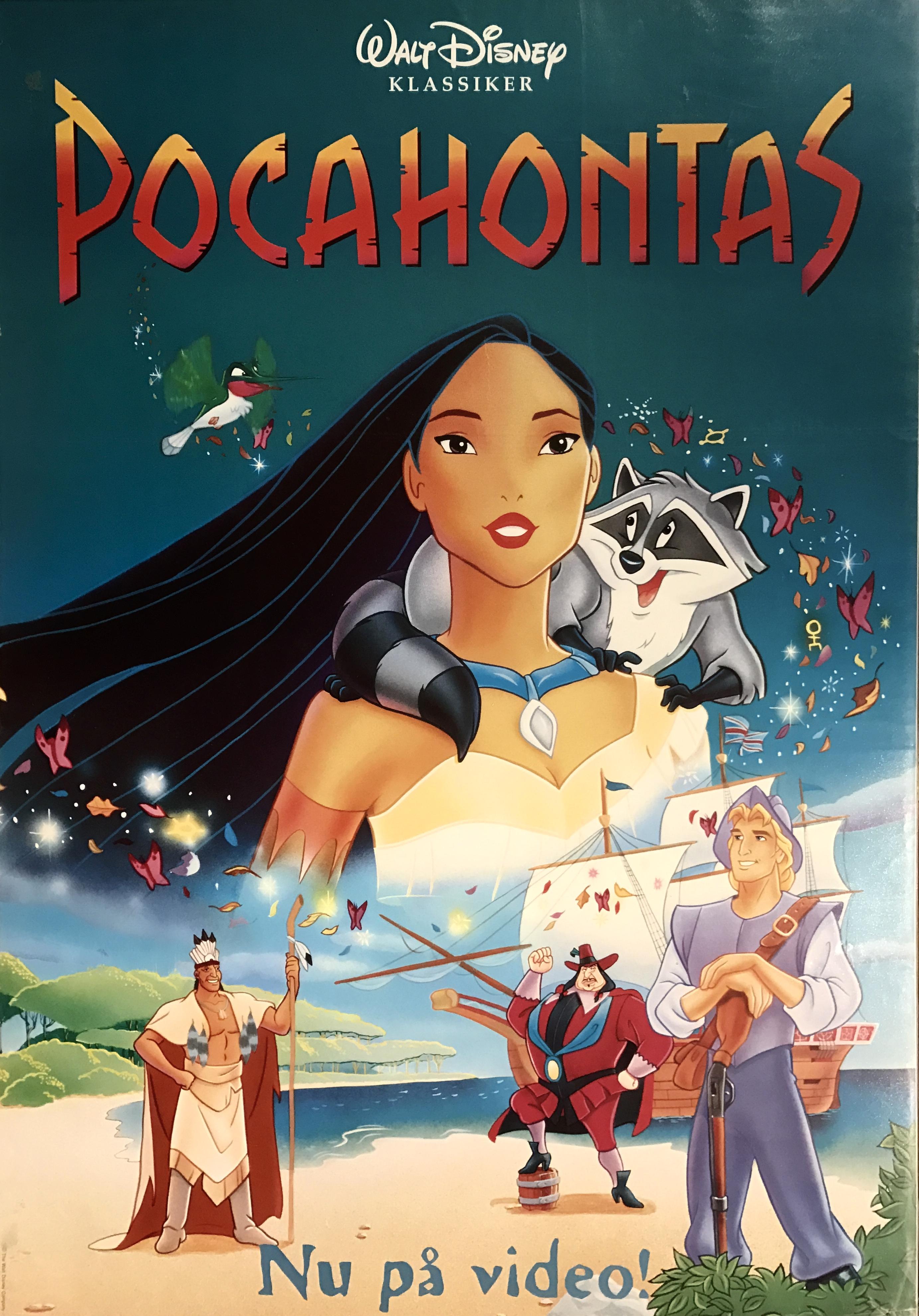 Nostalgipalatset Pocahontas 1995