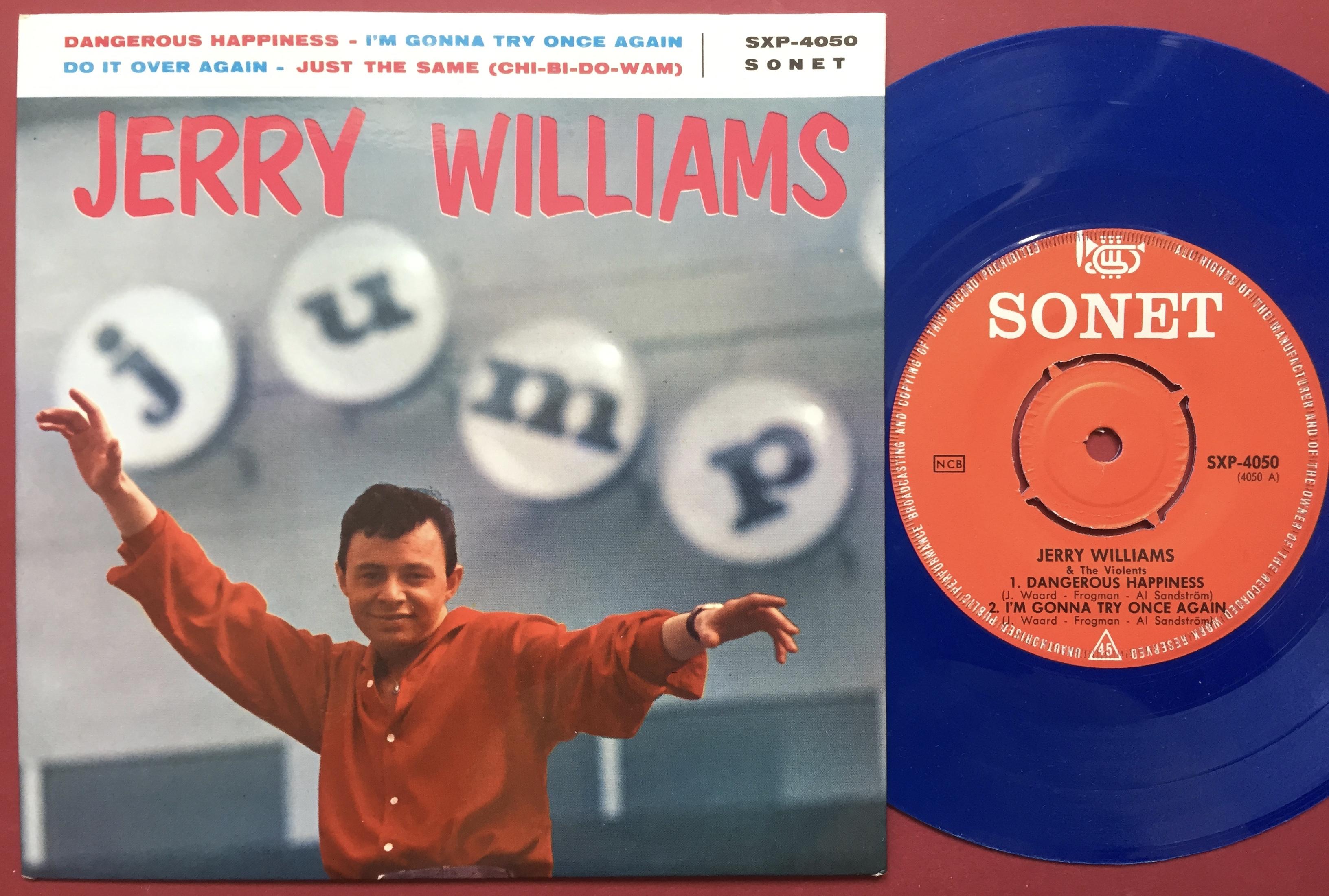 Nostalgipalatset Jerry Williams Dangerous Happiness 3