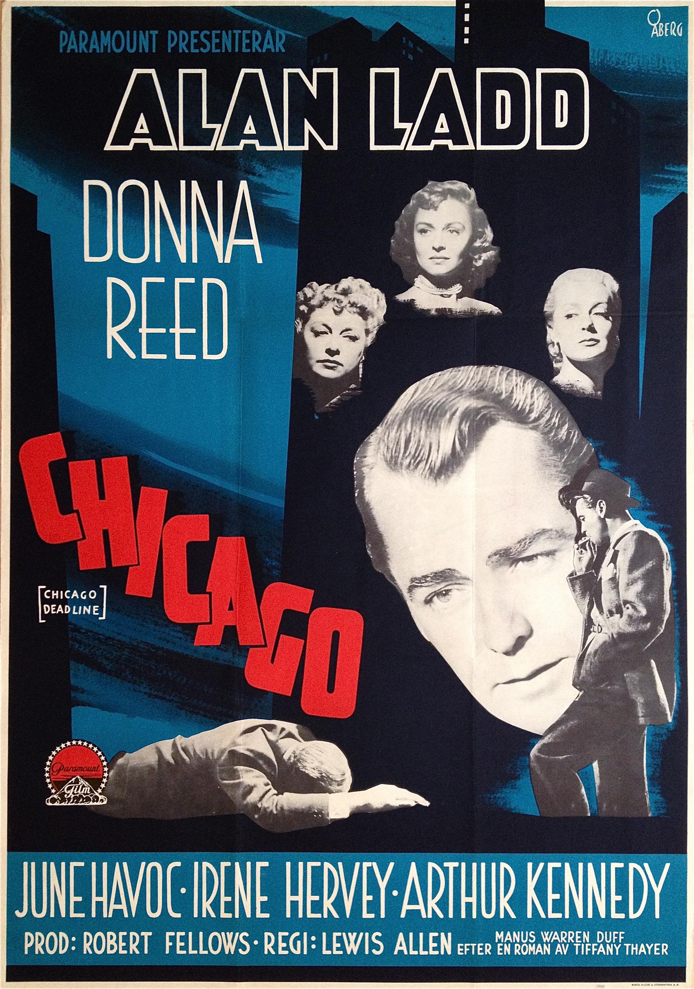 Nostalgipalatset Chicago 1949