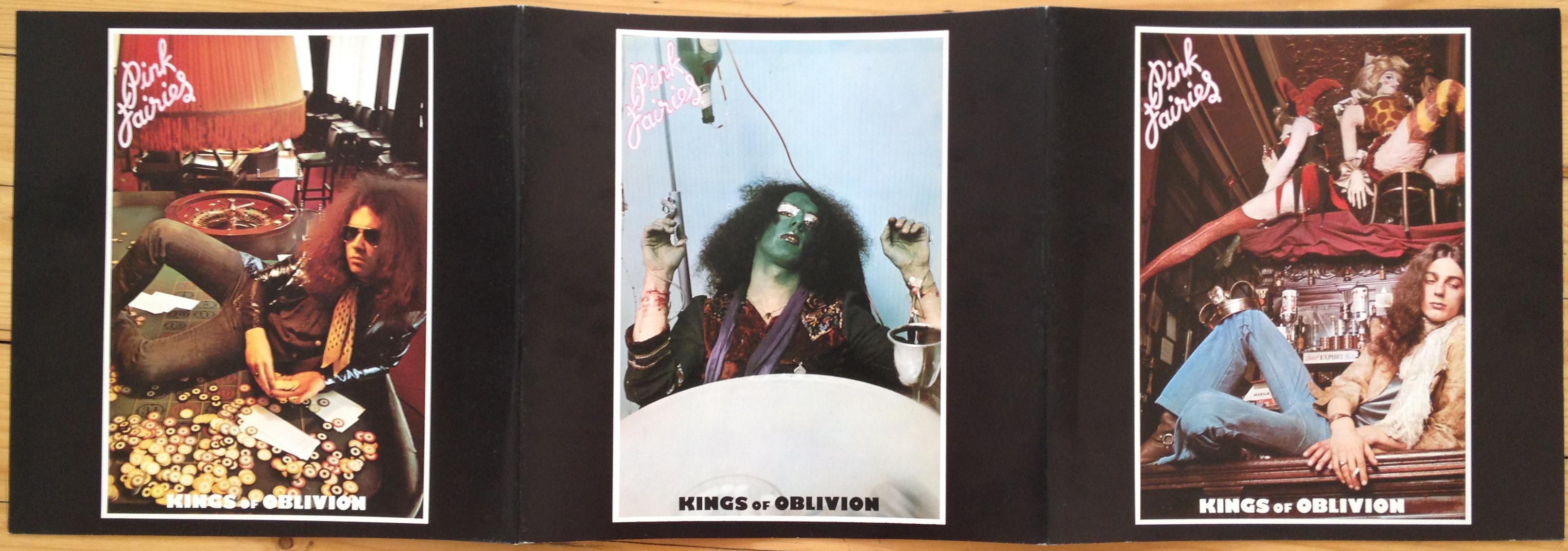 Nostalgipalatset Pink Fairies Kings Of Oblivion Uk