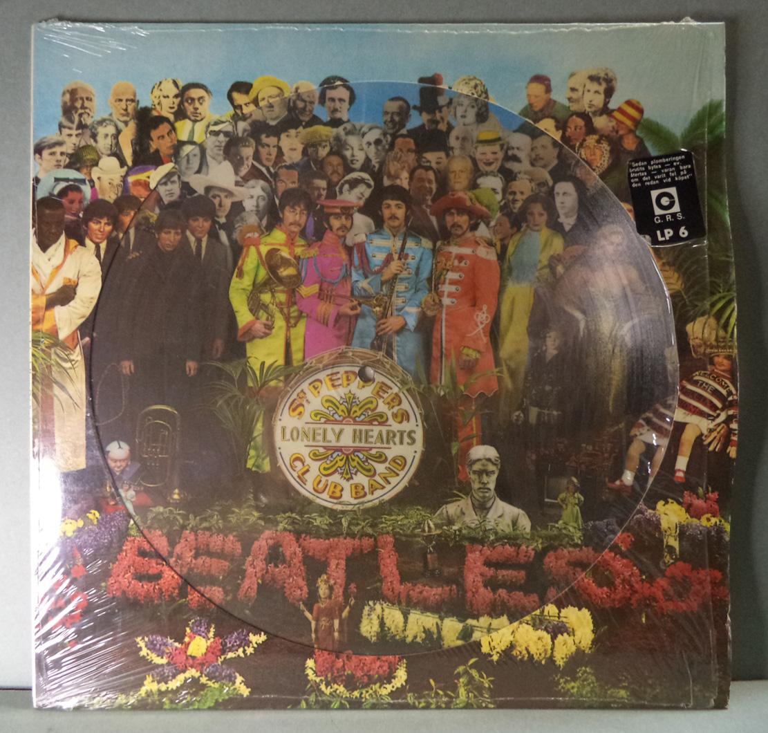 Nostalgipalatset Beatles Sgt Peppers Lonely Hearts
