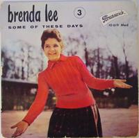 Lee, Brenda - Some Of These Days