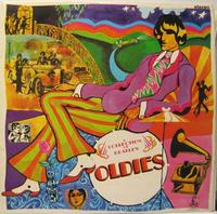 BEATLES - A collection of oldies UK-orig LP 1966