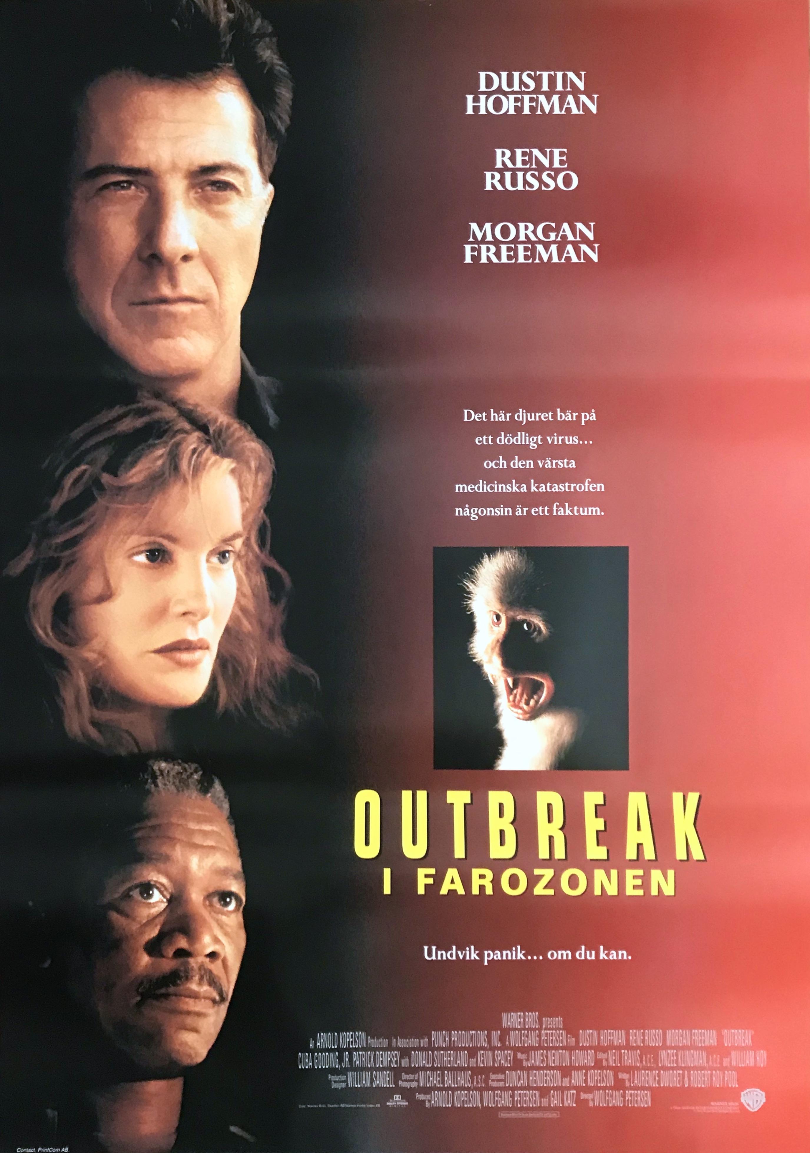 Nostalgipalatset Outbreak 1995