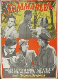 SOMMARLEK (1951)