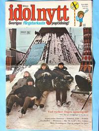 IDOLNYTT No 6 1966