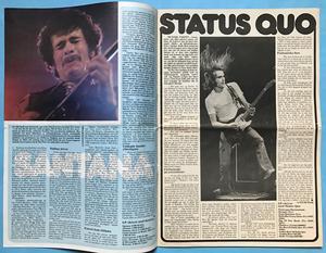 ZONK - Nr 1 1974 ALICE COOPER omslag