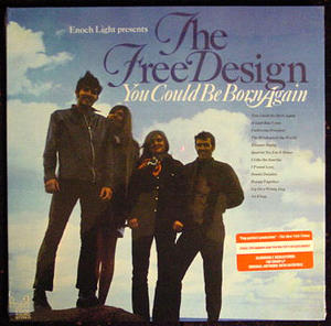 FREE DESIGN - You could be born again LP