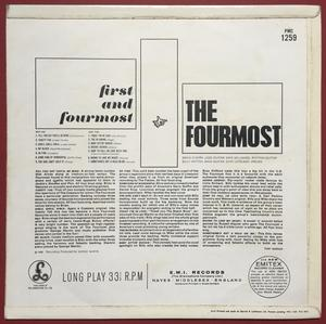 FOURMOST - First and fourmost UK-orig LP 1965