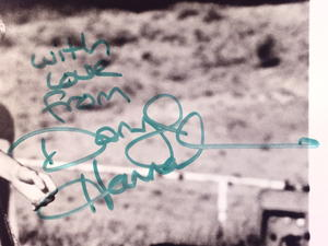 DARRYL HANNAH - Äkta autograf på äkta foto!