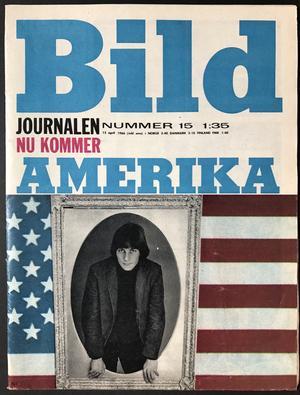 BILDJOURNALEN - no 15 1966