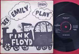 PINK FLOYD - See Emily play Swe PS 1967