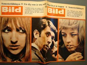 BILDJOURNALEN no 28 1965 Lill Babs