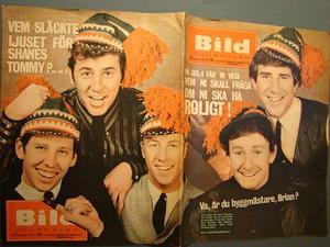BILDJOURNALEN no 05 1965 Brian Poole