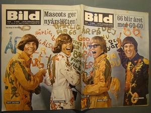 BILDJOURNALEN no 52 1965 Mascots