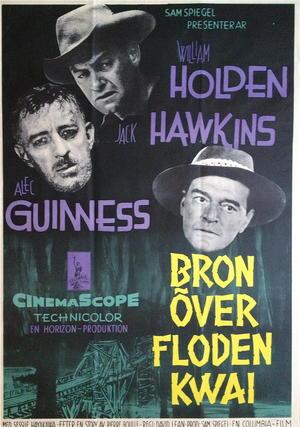 BRON ÖVER FLODEN KWAI (1957)