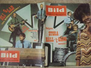 BILDJOURNALEN nr 51-52 1965 Manfred Mann + Millie omslag