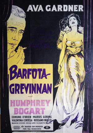 BARFOTAGREVINNAN (1954)