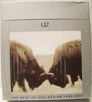 U2 - The Best Of Collection 1990-2000 / 15 x 7""