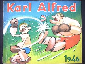KARL-ALFRED - Julalbum 1946