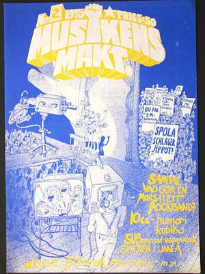 MUSIKENS MAKT no 2, 1975