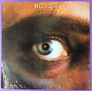 BOXER - Absolutely Holl-orig LP 1977 OÖPPNAD!