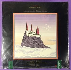 CAT STEVENS - Numbers US-orig LP 1975 OÖPPNAD!