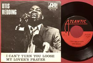 OTIS REDDING - I can´t turn you loose Swe PS 1966