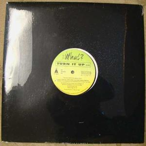 The What? - Turn it up / 12""