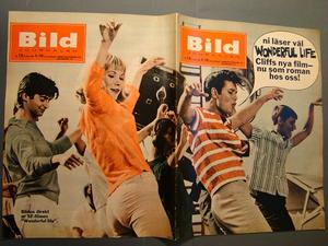 BILDJOURNALEN no 12 1965 Cliff Richard