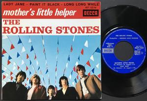ROLLING STONES - Mothers little helper +3 French EP 1961