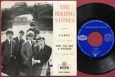 ROLLING STONES - Carol +3 Spansk EP 1964