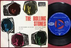 ROLLING STONES - You can´t catch me +3 Spansk EP 1965