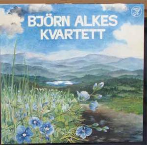 ALKES KVARTETT, BJÖRN Jazz i Sverige 1974 LP