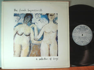 FRENCH IMPRESSIONISTS - A selection of songs 12""