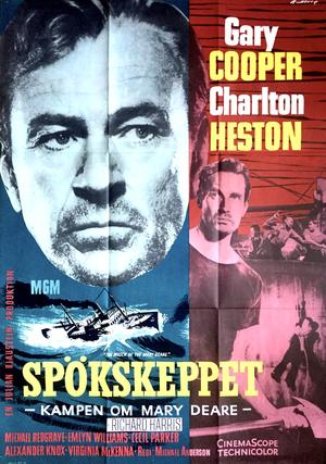 THE WRECK OF MARY DEARE (1959)