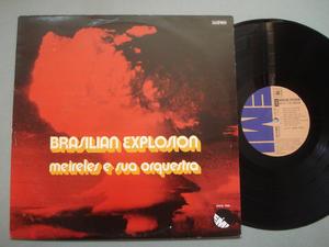 MEIRELES E SUA ORQUESTRA - Brasilian Explosion LP