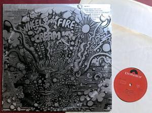 CREAM - Wheels of fire UK-orig MONO 2LP 1968