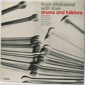 From Sticksland with Love / LP