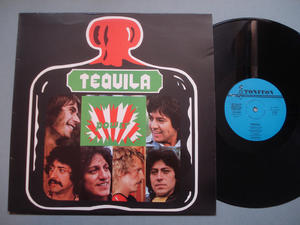 TEQUILA POWER s/t LP