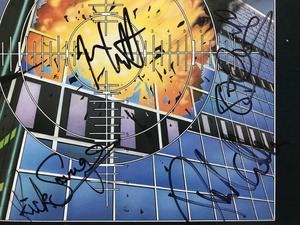 DEF LEPPARD - Pyromania SIGNERAD Holl-orig LP 1983