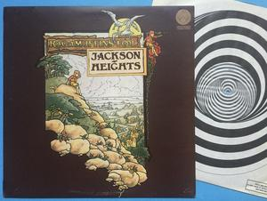 JACKSON HEIGHTS - Ragamuffins fool UK-orig Vertigo LP 1972