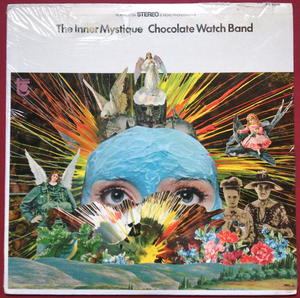 CHOCOLATE WATCHBAND - The inner mystique US-orig LP 1968 OÖPPNAD!
