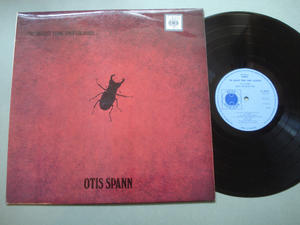 OTIS SPANN - The biggest thing since colossus.... UK orig 1969 LP