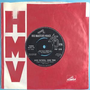 The U.K.'s – Ever Faithful UK 45 1964