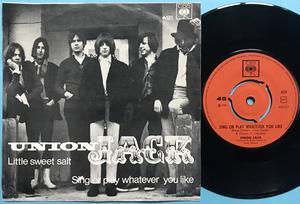 UNION JACK - Little sweet salt Norsk PS 1969